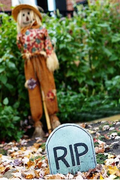 garden burial 1