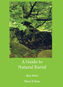 Ken West's book 'A Guide to Natural Burial'