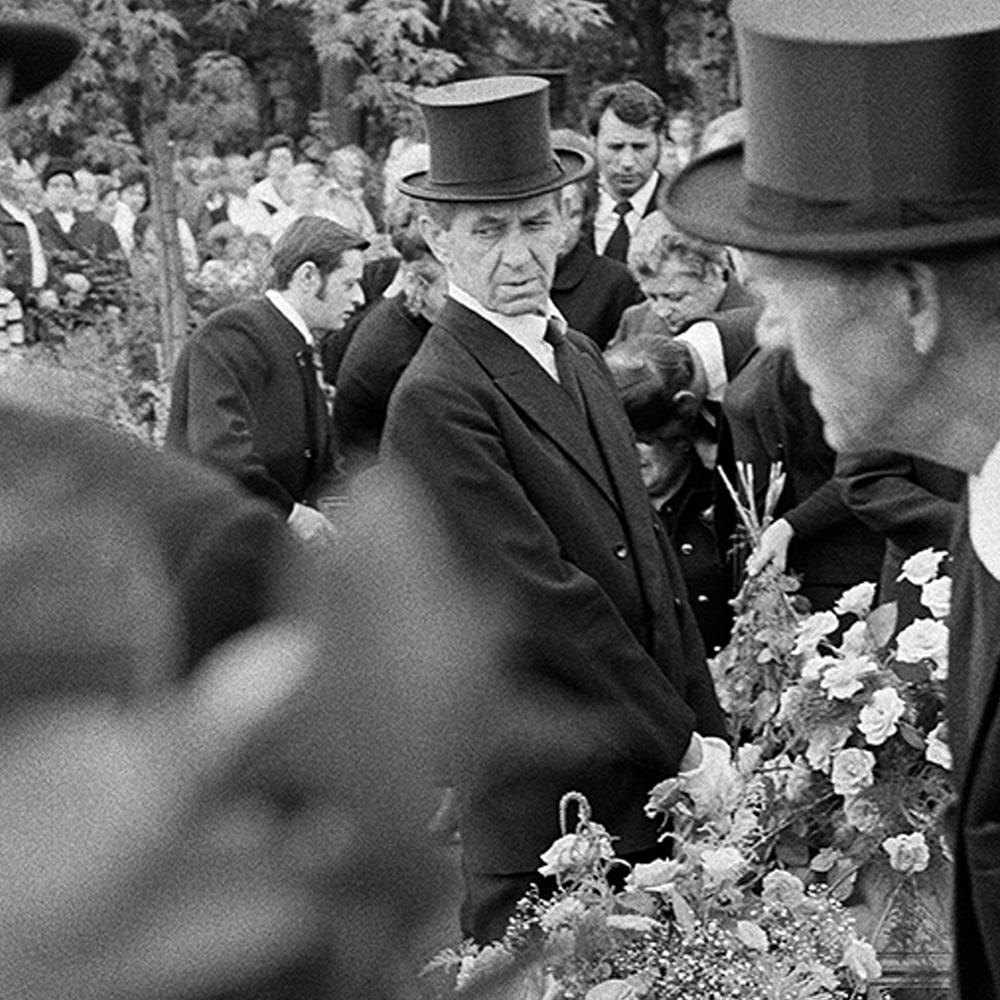 Funerals 1970 - funeral directors in the 1970's