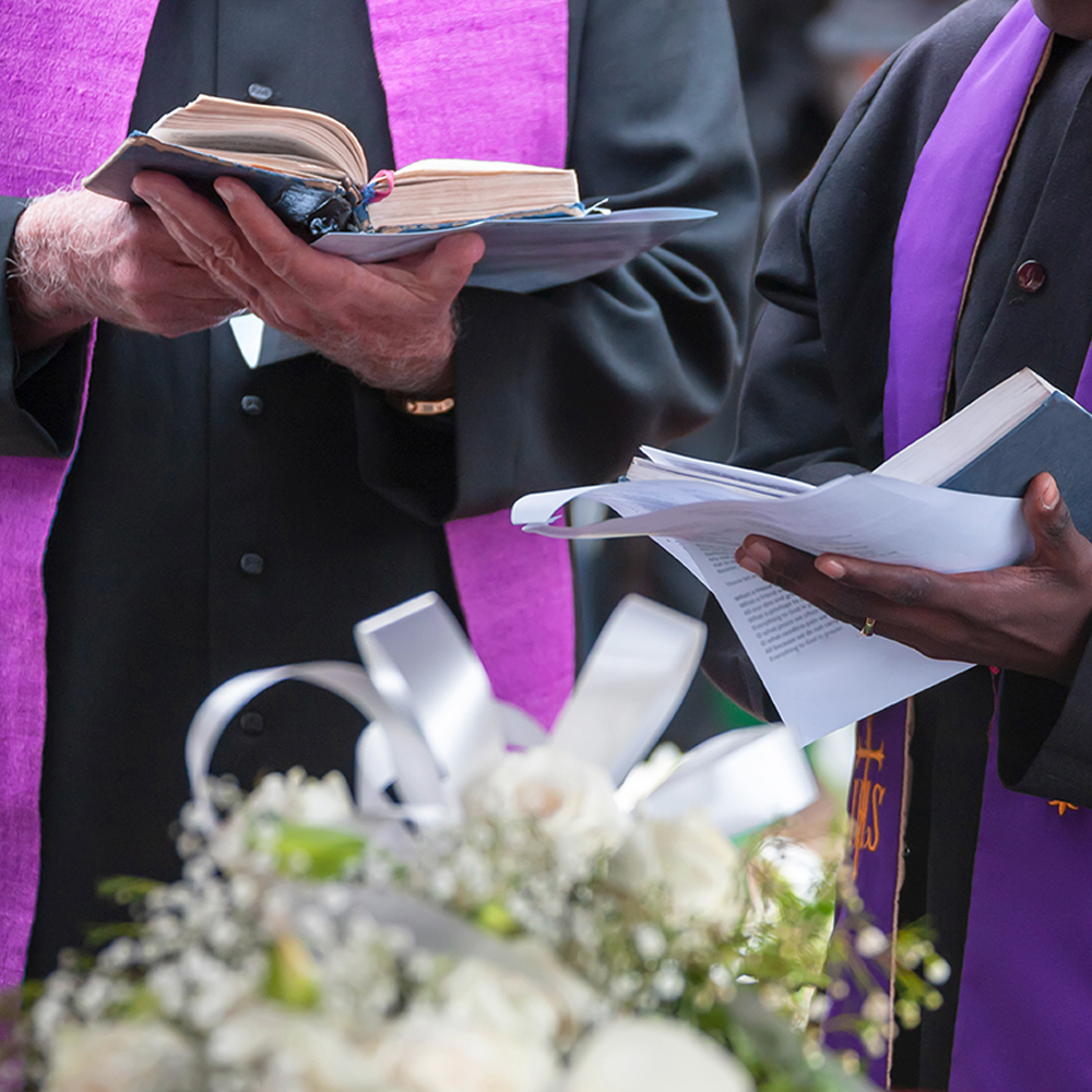 Churches reopen for funerals after covid 19