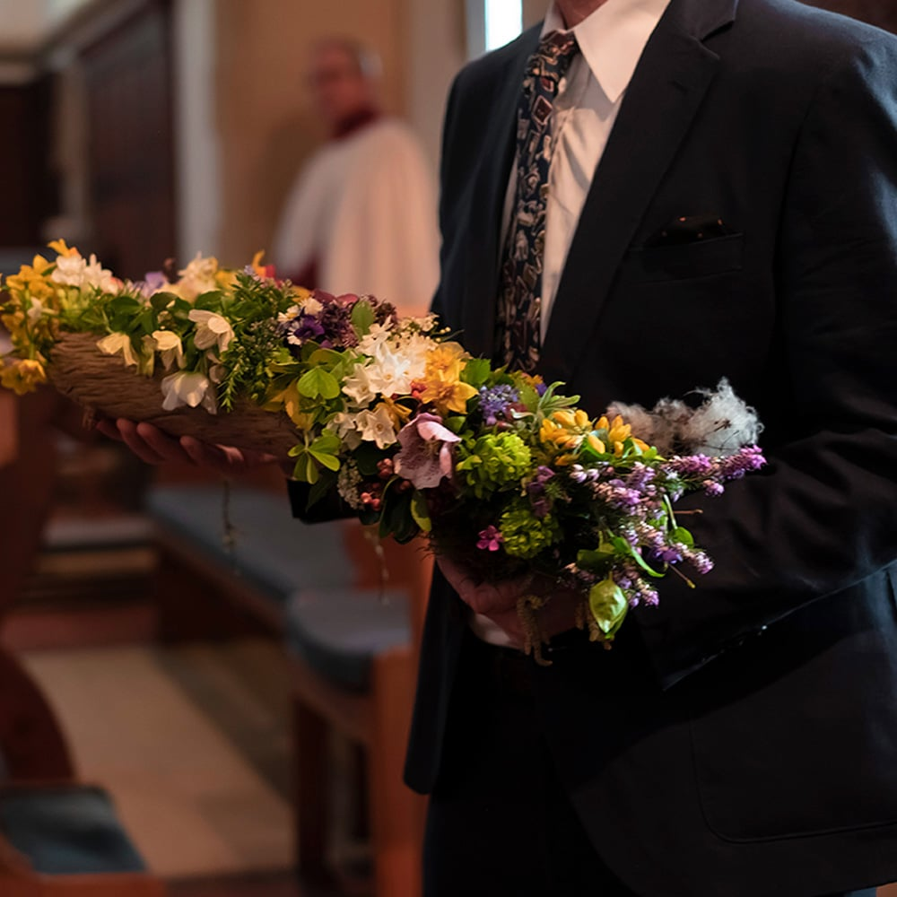 Church funerals being restarted after pandemic