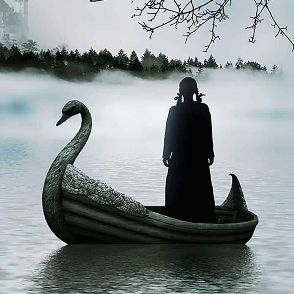 Burial History: viking funerals