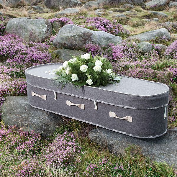 Are Wool Coffins 'Hot' Right Now?